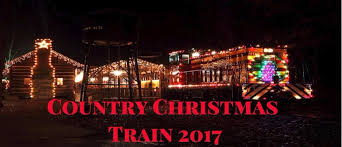 Country Christmas Train 2017 at Denton FarmPark Tickets, Fri, Nov ...