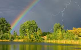 Image result for real rainbow images