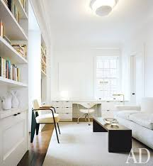 white office design. Interesting Design When Architects Lee F Mindel And His Partner Peter L Shelton Redid Throughout White Office Design