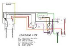 air compressor capacitor wiring diagram air image watch more like ac fan wiring diagram on air compressor capacitor wiring diagram