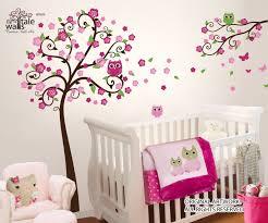 nursery canada birch wall decal design