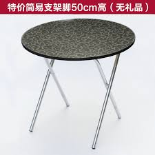 mansfield msfe home simple folding table home small square table to eat low table small round table special offer 50cm high no gift round pin