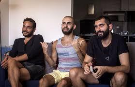 Gay photo of Arabs