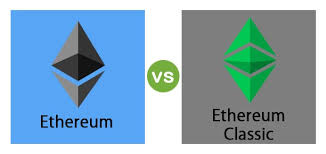Ethereum Classic Growth Chart Ethereum Vs Ethereum Classic Top 11 Differences Infographics