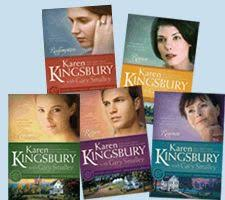 Image result for redemption series karen kingsbury