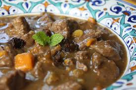 Lamb Stew Recipe Moroccan Style Lamb Stew With Dried Plums The Gourmand Mom