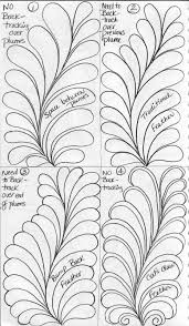 LuAnn Kessi: Quilting Sketch Book......Feathers & Quilting Sketch Book......Feathers Adamdwight.com
