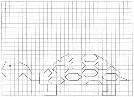 Cool Easy Designs To Draw On Paper For Kids Graph Paper Drawing A