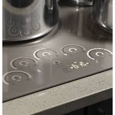 Hybrid Induction Cooktop Zhu36rsjss Ge Monogram 36 Induction Cooktop Stainless Airport