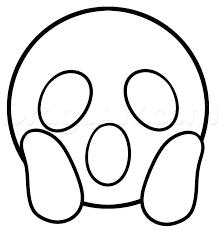 Emoji Coloring Pages Printable Coloring Pages Emoji Printable