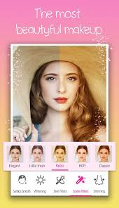 your face makeup selfie camera makeover editor free