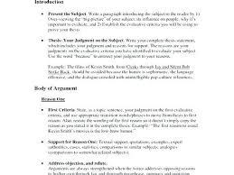 Evaluative Essay Topics Evaluate Essay Example Examples Of Evaluation Essay Critical