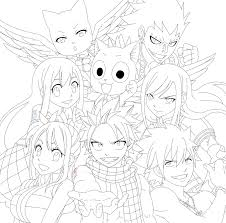 fairy tail coloring pages. Delighful Fairy Great Fairy Tail Color Pages 15 For With And Coloring I