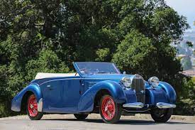 The complete bugatti model list. 1939 Bugatti Type 57 Gangloff Stelv For Sale 2324091 Hemmings Motor News
