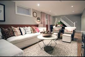 Basement Living Room Ideas Unique Inspiration Design