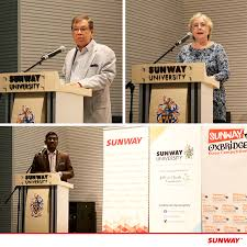 sunway group the sunway oxbridge essay competition  image contain 3 people people standing