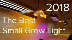 Best Commercial Led Grow Lights 2018 The Best Small Grow Light 2018 Par Output Spectrum And Cost Comparison