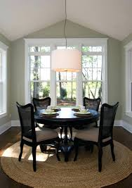 round kitchen table rugs image of washable rug for under kitchen table good kitchen table rugs
