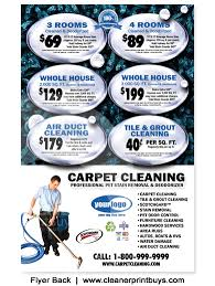 carpet cleaning flyer carpet cleaning flyer 8 5 x 5 5 c0007