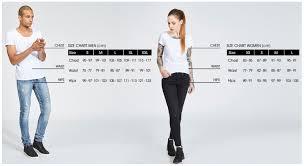 Size Chart Trueprodigy Shop