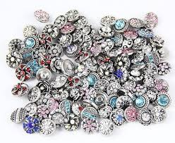 whole 20pcs lot mix styles colors 12mm small on snap jewelry interchangeable ginger snap on