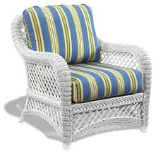 Interesting Design Cushions For Outdoor Wicker Furniture