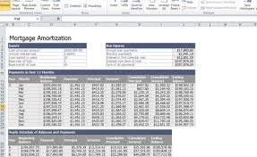 Excel Mortgage Spreadsheet Mortgage Loan Calculator In Excel My Mortgage Home Loan