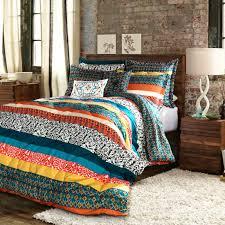 Bedroom Inexpensive Bedding Sets Anthropologie Comforter Image ... & ... Bedding Set Bohemian Queen Creativeprocess Turquoise Photo On Excelent  Twin Of Lush Decor Boho Stripe Piece ... Adamdwight.com