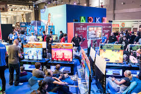 Gusto Grandstand Seating Chart Insomnia Gaming Festival Comes To The Middle East Gadget Voize