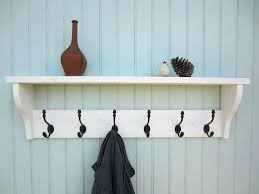 Wall Coat Rack Canada Enchanting Coat Rack With Shelf Wall Mounted Coat Rack With Shelf Canada Coat