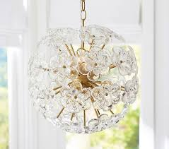 flower pop chandelier