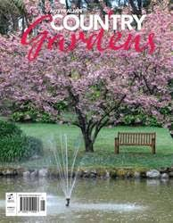 country gardens magazine. Simple Magazine Australian Country  Gardens Throughout Magazine