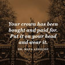 Self Worth Quotes Simple Quote About SelfWorth Maya Angelou
