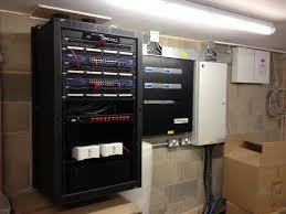 diy home network closet 54 best structured wiring systems images on