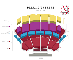 Gracie Theater Seating Chart Palace Theatre Broadway In Columbus