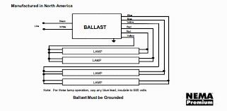 Fluorescent Ballast Wiring Diagram super cool ideas 4 lamp t5 ballast wiring diagram diagrams