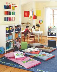 Minimalist Girl Kids Playroom Minimalist Girl Kids Playroom