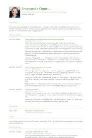Senior Software Developer/Software Development Manager CV rnei
