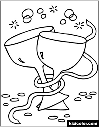 Free printable coloring pages hello kitty coloring sheets. New Years Coloring Page 2 Wine Glasses Kizi Free 2021 Printable Super Coloring Pages For Children Coloring Pages