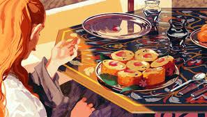 Rebeccamock Sansas Lemon Cakes Game Of Thrones Catchdrogon