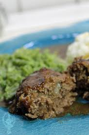Plenty of food, enough for three or four people. Southern Salisbury Steaks