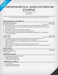 Dental Assistant Resume Sample Fascinating 60 Lovely Dental Assistant Resume Sample Wtfmaths