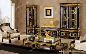 living room luxury furniture. Here\u0027s Our New Collection From Luxury Furniture! French Empire Inspired Black Lacquer Decorated With Gold And Full Lead Crystal. Living Room Furniture