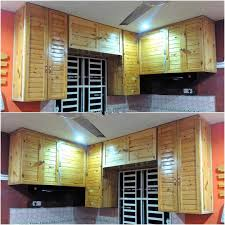 wooden furniture for kitchen. So, Here Is Reclaimed Wooden Furniture Kitchen Cabinets Idea Which Looking Great. For O