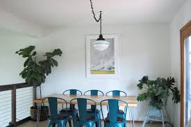 a popular technique for mounting cord hung pendants is called swag lighting this technique allows you to mount the cord or chain hung fixture from one