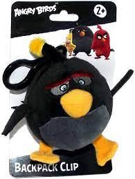 Buy Angry Birds Movie Clip On Bomb Plush Online in Vietnam. B01E608FZQ