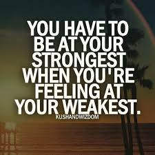 Stronger Quotes Stunning 48 Stay Strong Quotes Best Quotes About Staying Strong