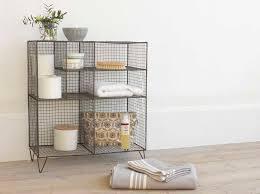 Wire Bathroom Storage
