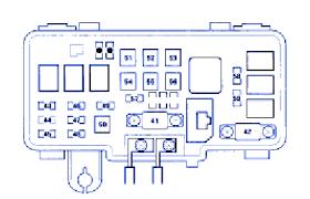 honda pilot fuse box diagram replacement automotive wiring facile 97 Honda Accord Fuse Box Diagram at 2005 Honda Pilot Fuse Box Diagram
