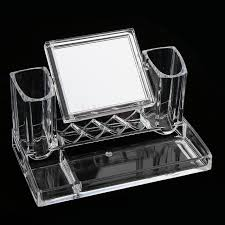 Eyeshadow Display Stand Inspiration Clear Durable Portable Acrylic Makeup Brushes Display Stand Holder
